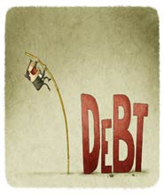 Debt solutions for debt problems